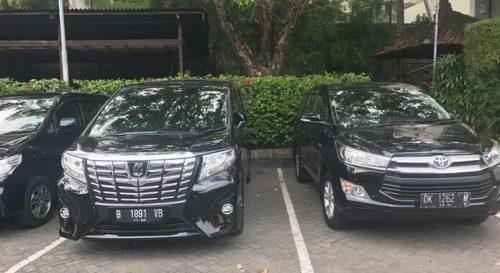 Deretan Pilihan Mobil Mewah di Bali